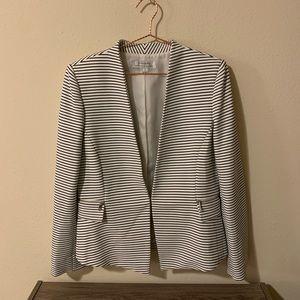 Tahari Striped Blazer